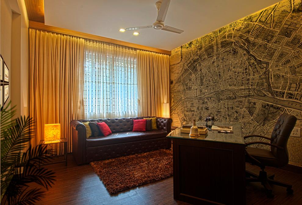 Фотообои 85 лучших идей как визуально увеличить комнату