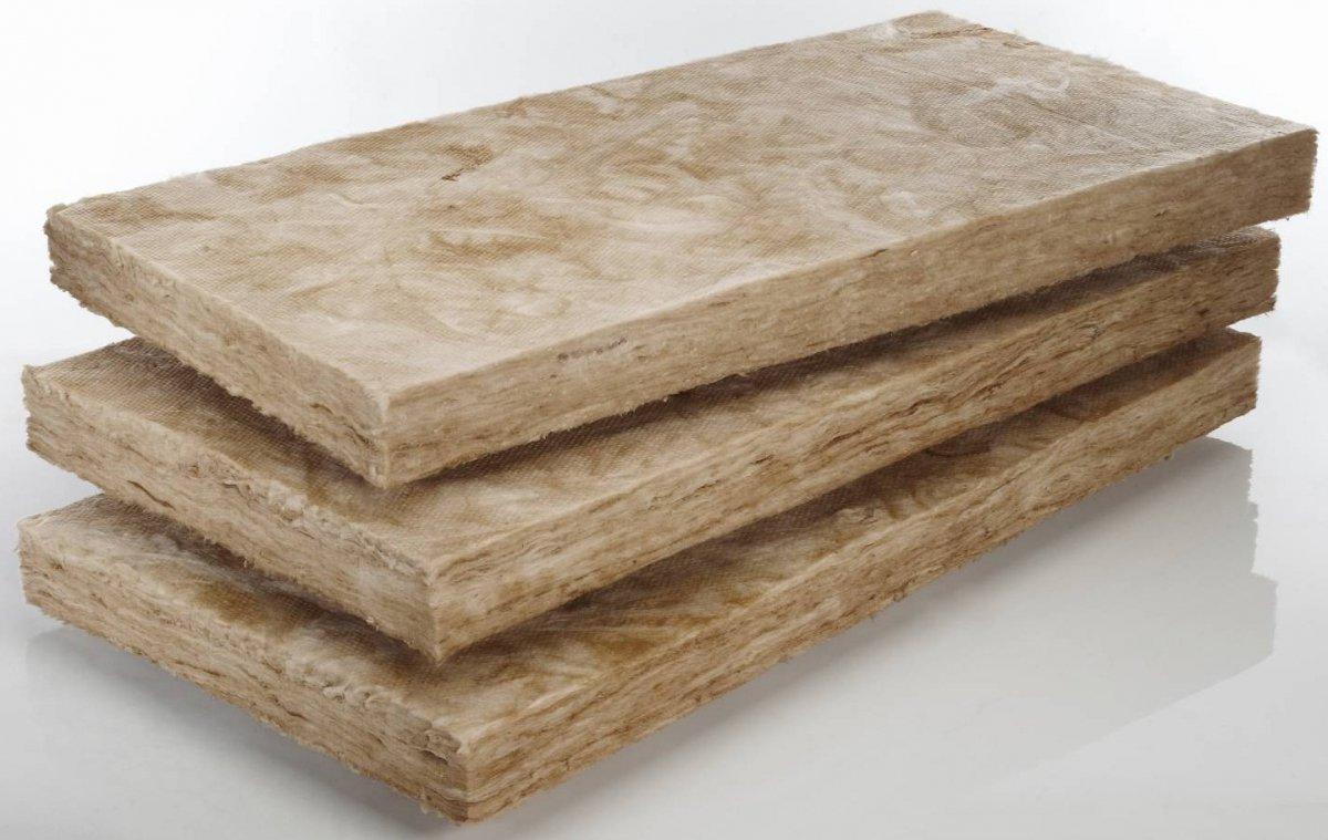 Один из самых популярных утеплителей - минеральная вата