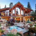 Окна в деревянных домах (65+ фото): особенности выбора и установки фото