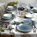 Столовый сервиз (65+ фото): рациональная практичность и роскошный декор фото
