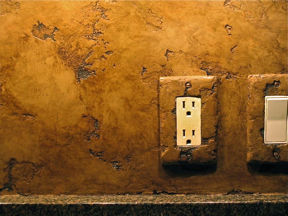Венецианская штукатурка придаст чувство роскоши вашему интерьеру