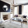 Нестареющая классика: 95+ элегантных вариантов мебели для гостиной в классическом стиле фото