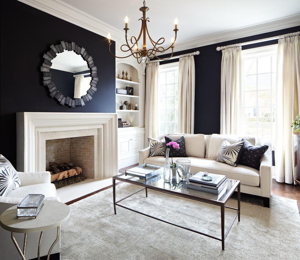 Классика - это то оптимальное решение для гостиной, которое вне зависимости от трендов и моды будет выглядеть свежо и уместно