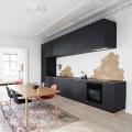 Модульные кухни эконом-класса: 95+ бюджетных решений для стильного и функционального окружения фото