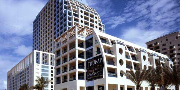 Тевфик Ариф: знаменитые здания от Bayrock Group Holds