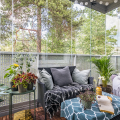 Остекление балконов и лоджий (150+ фото): виды, технологии, цены фото