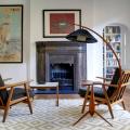 Торшеры в интерьере гостиной (70+ фото): стильное и функциональное освещение фото