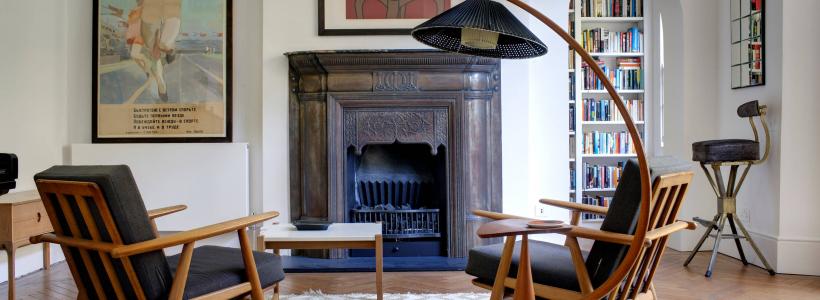 Торшеры в интерьере гостиной (70+ фото): стильное и функциональное освещение
