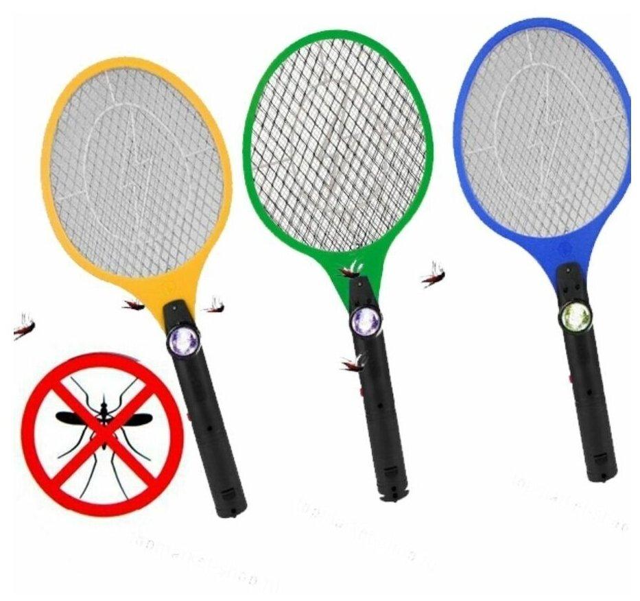 Может ли быть вредна электрическая мухобойка?